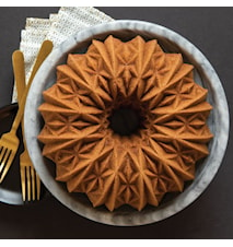 Cut Crystal Bundt kakform