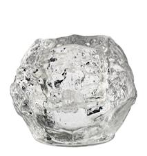Lumipallo Kynttilälyhty 9 cm