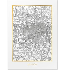Poster London 50x70 (6)