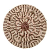 Bordstablett Seagrass Ø38 cm