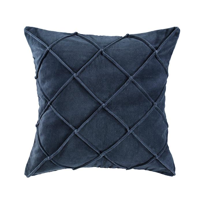 Kuddfodral Henry 50x50cm - Mörkblå