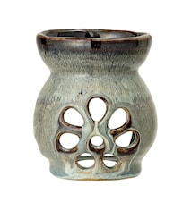 Scent Burner, Grå, Stoneware