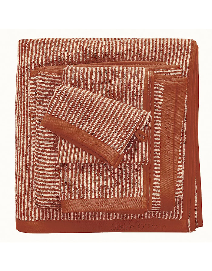 Timeless Tone Stripe Håndkle