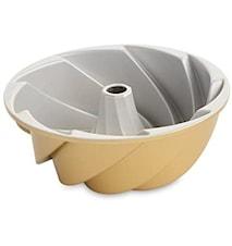 Heritage Bundt® Pan 6 Cup Guld