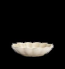 Ostronskål Liten Sand 18x16 cm