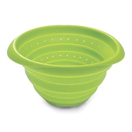Durkslag 23 cm grön