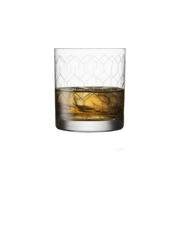 Drink Whiskeyglas 28cl 4-pack