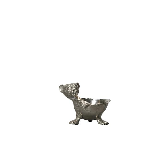 Æggekop Bear Sølv