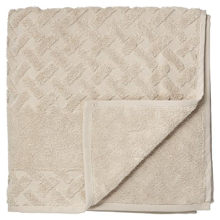 Asciugamani Laurie 140x70 cm beige