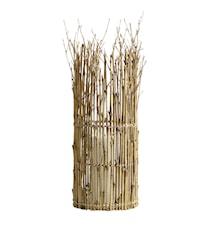 Fishtrap Pieni lyhty Bambu 45x16 cm