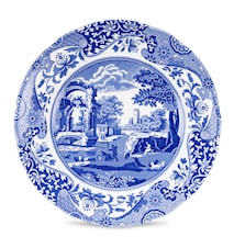 Blue Italian Tallrik 20 Cm