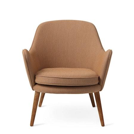 Dwell Lounge Chair Latte Sprinkles