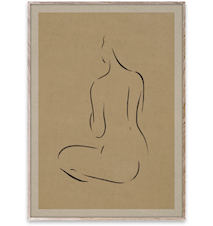 Grace III Poster 50x70 cm