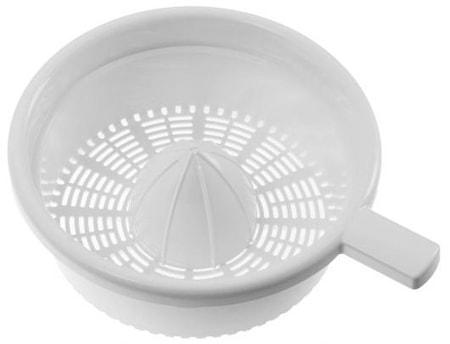 Citronpresser hvid til foodprocessor
