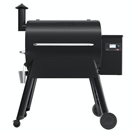 Pelletsgrill Pro D2 780 Svart