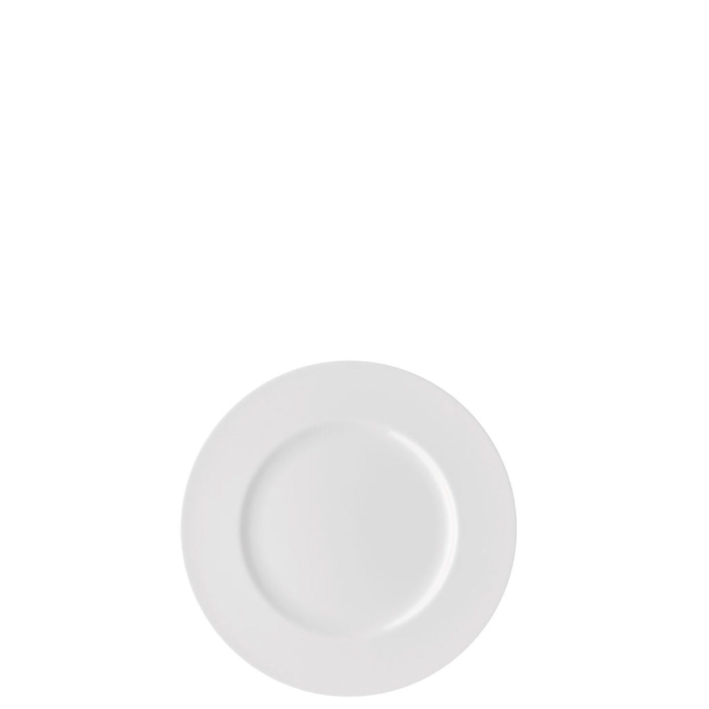 Jade Vit Assiett Ø 16 cm