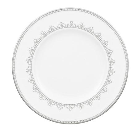 White Lace Tallerken 16cm