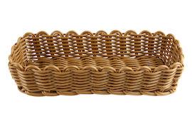 Bestickskorg 265x10x6cm brun