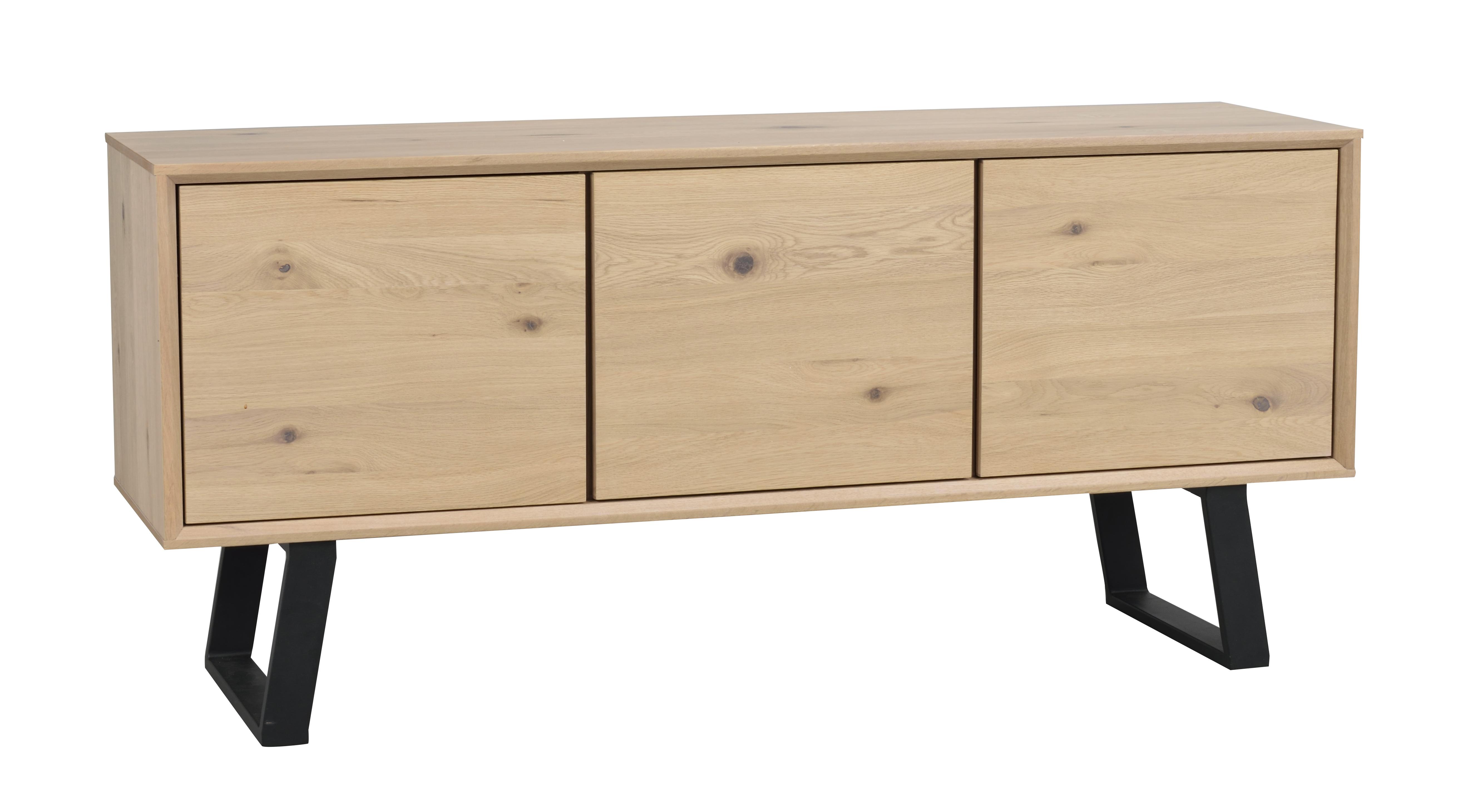 Brooklyn matbord Eksvart 119822 | Möbler från Rowico