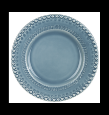 DAISY Dinner Plate Light Blue 29 cm