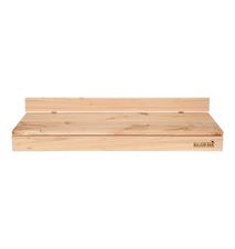 Furu Natural Rectangular Low