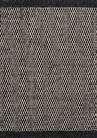 Asko Matta Svart 170x240 cm