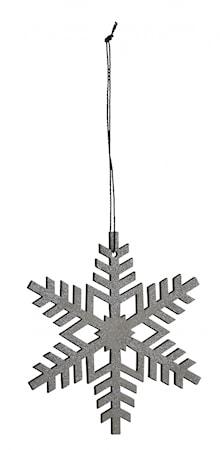 Julgransdekoration Snowflake