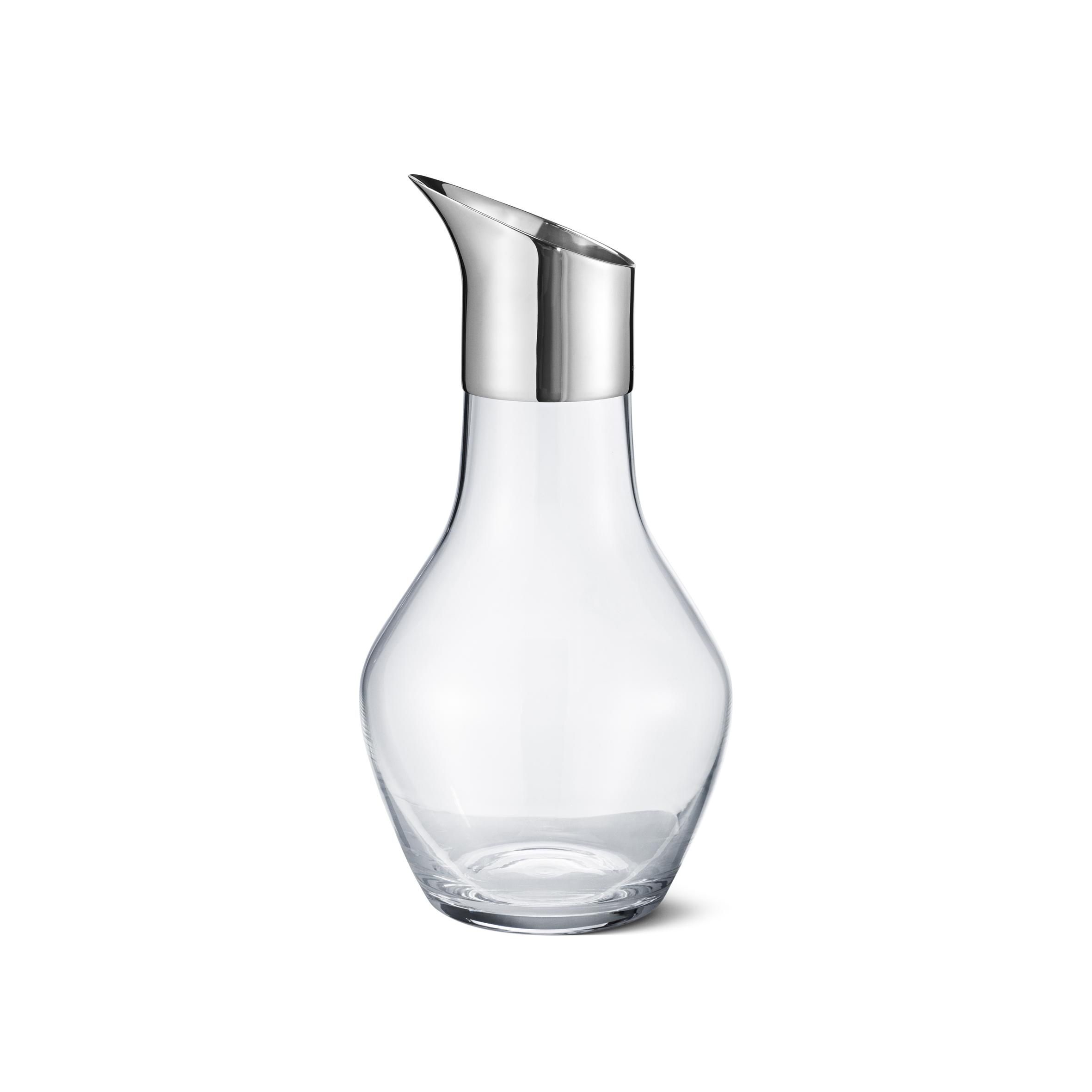 Sky Vattenkanna Glas och Rostfritt Stål