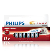 Fashion Power Alkaline AA 12-pack