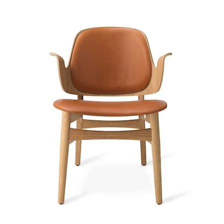 Gesture Lounge Chair BS Camel Vitoljad Ek