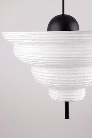 Lampe Kyoto 45 Hvid