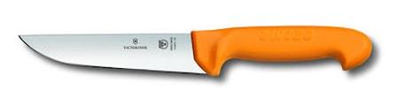 Slaktkniv Swibohandtag Gul 16 cm