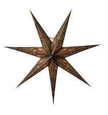 Ebba Julstjärnor Bronze 80 cm cm