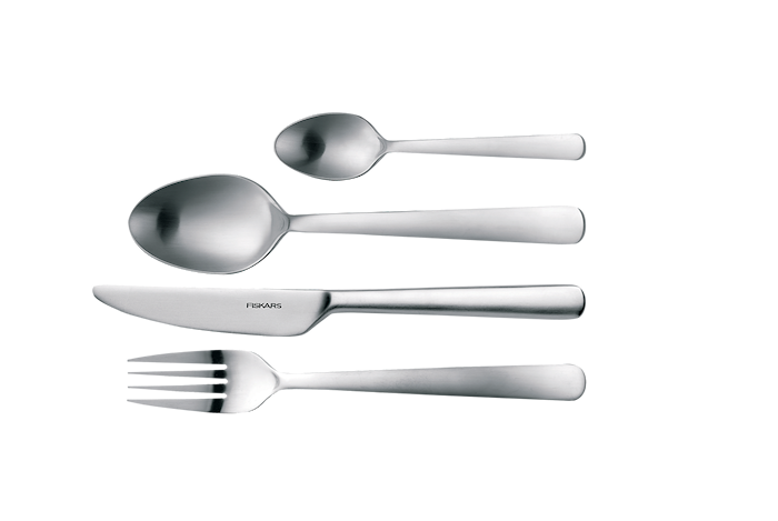 FF Bestiksæt 16-dele i gaveæske mat