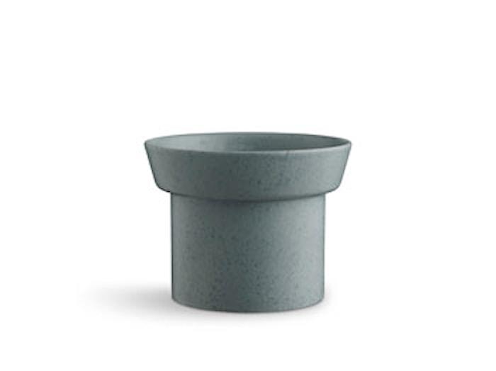 Ombria Krukke Granittgrønn 13 cm