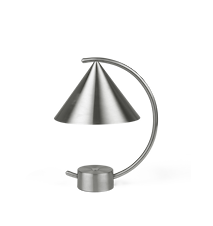Meridian Bordslampa Brushed Steel