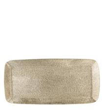 Bricka Marely 41x19 cm Guld