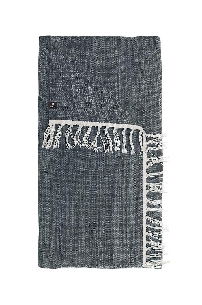 Teppe Särö 80x150cm mørkeblå