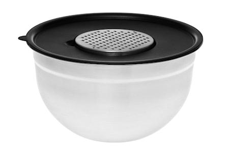 Maku Mixing Bowl med rivjärn och sil