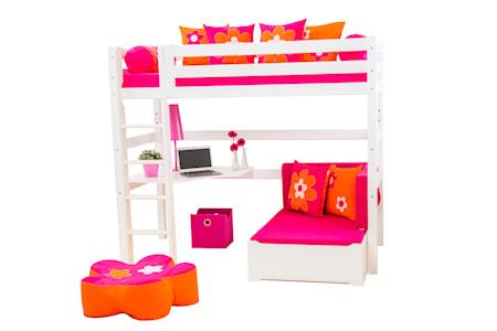 Basic megasäng – Skater sängpaket