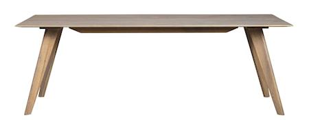 Franklin Spisebord Driftwoodgrå 220 cm