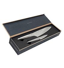 Knivset om två knivar
