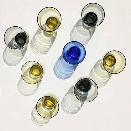 Chartreuse Glass M Gul