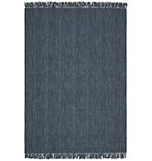 Nanda Matta Ull Blue Melange 170x240 cm