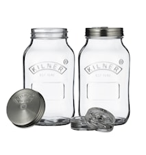 Kilner Fermentation Set 2 Pcs 1 L