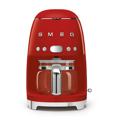 Retro Kaffebryggare Röd