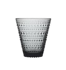Kastehelmi Glas 30 cl Mørkegrå 4-pak