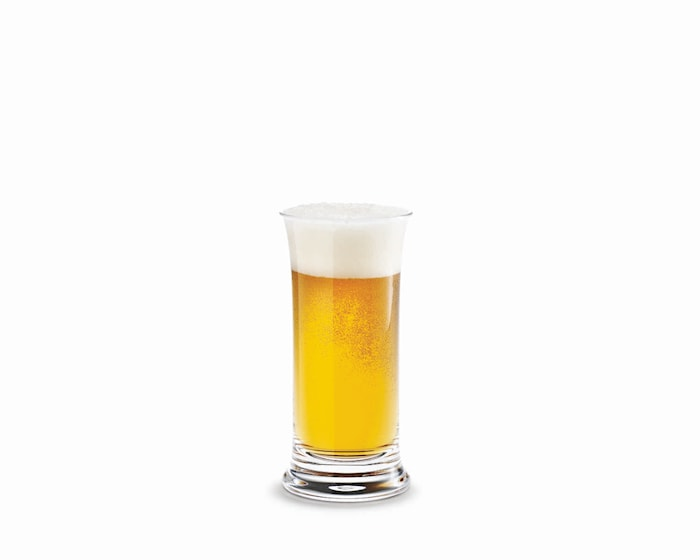 No. 5 Bierglas klar 300 ml