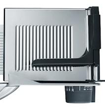Vivo Skæremaskine med Glat Klinge, Rustfri stål