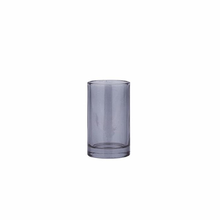 Glass Grå 10 cm